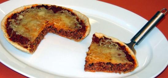 pâté mexicain recette