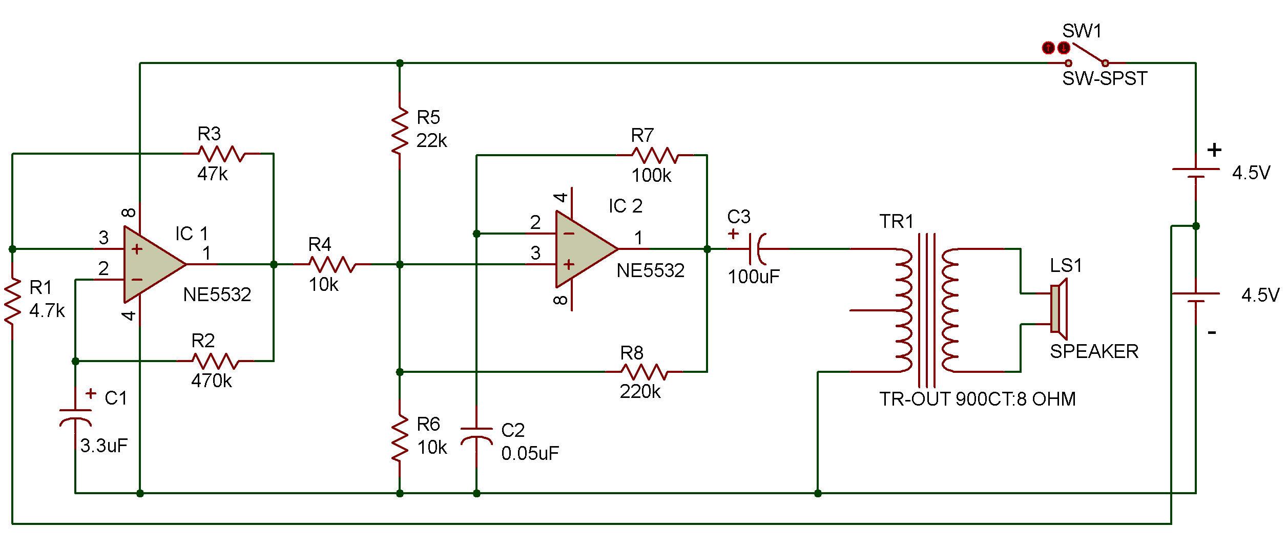 Oscillator Emergency Maristesdanslevar 60 Hz Clock Pulse Generator Circuit Diagram Tradeoficcom The Sirens We Built In Three Previous Projects Hand Operated Sweep