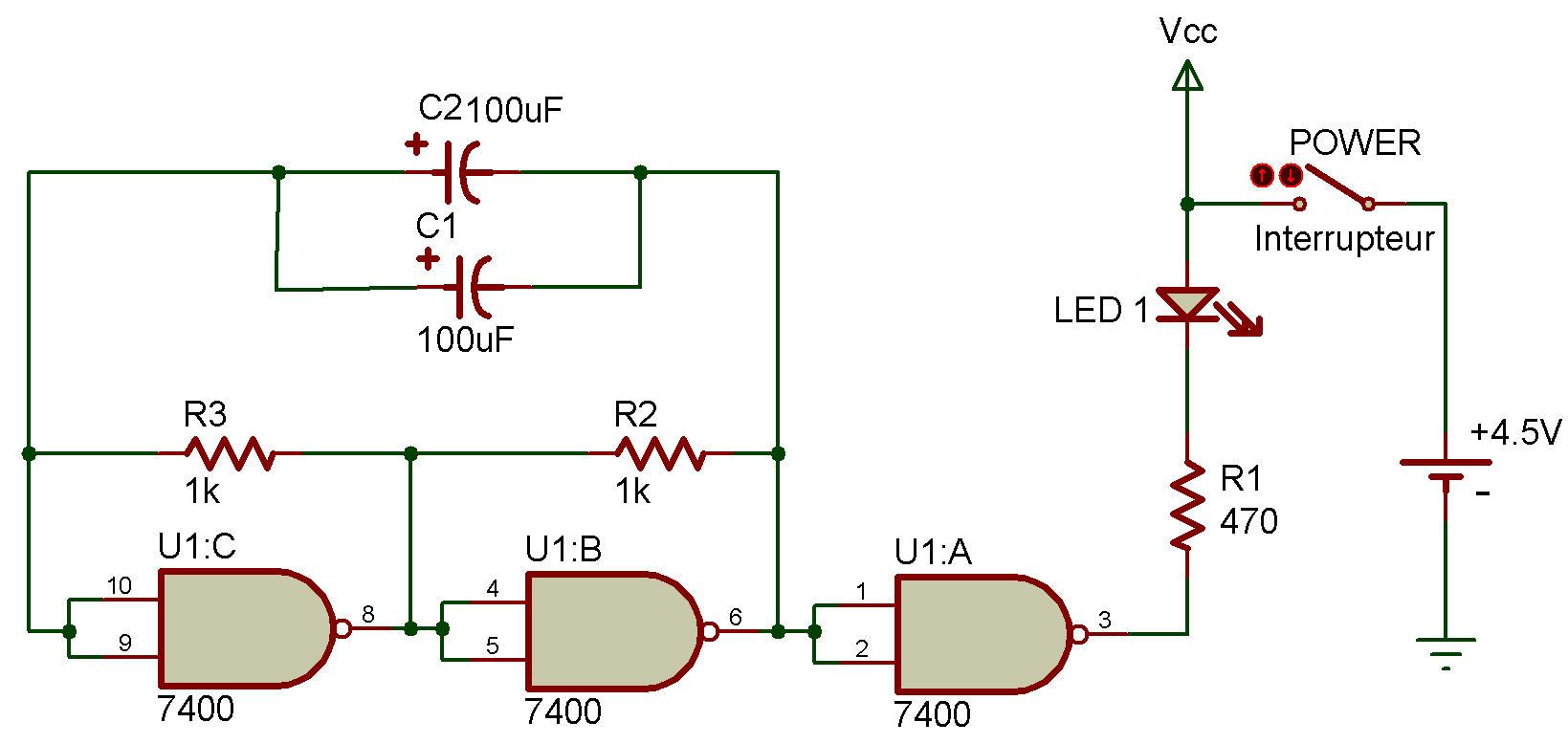 astable multivibrator ii circuit diagram tradeoficcom new modelttl astable multivibratorastable multivibrator ii circuit diagram tradeoficcom 21