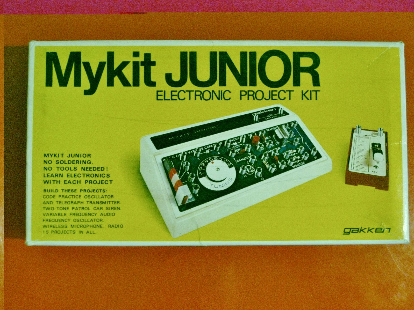 Électronique/Electronic Kit