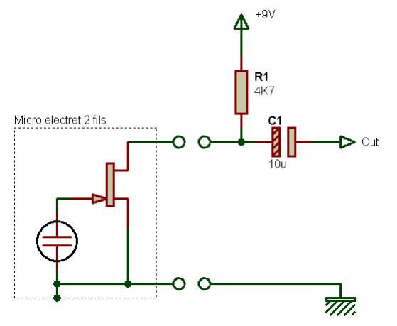 micro a electret