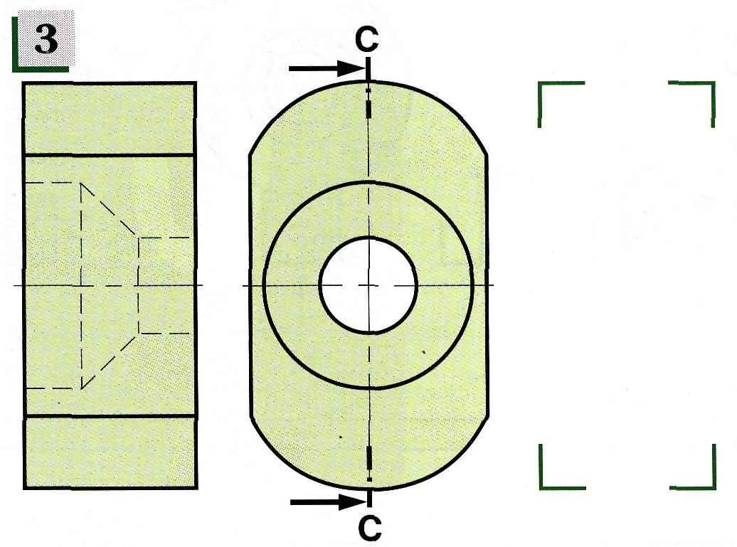 Coupes et sections - Exercice dessin industriel coupe et section ...