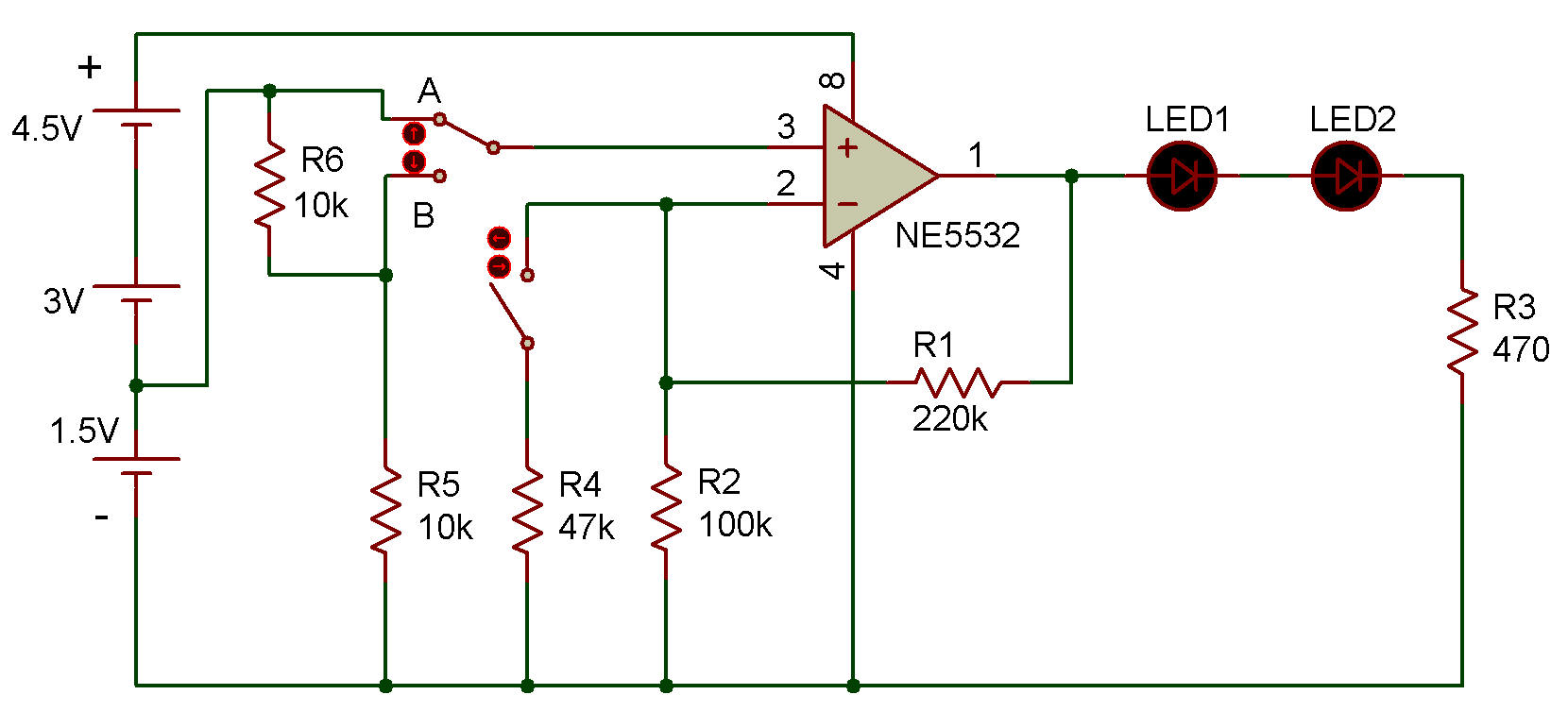 Basic Increase In Dc Voltage Wiring Parallel Leds